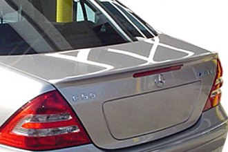 RI® - C55 AMG Style Flush Mount Rear Spoiler