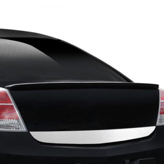 RI® - Custom Style Fiberglass Small Rear Lip Spoiler (Unpainted)