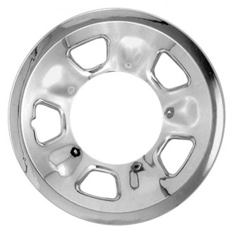 "RI® - 15"" 5-Spoke Chrome Wheel Skin"