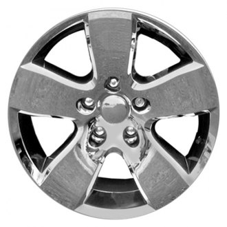 "RI® - 20"" Chrome Wheel Skin"