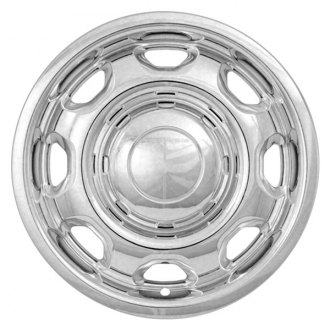 "RI® - 17"" Chrome Wheel Skins"