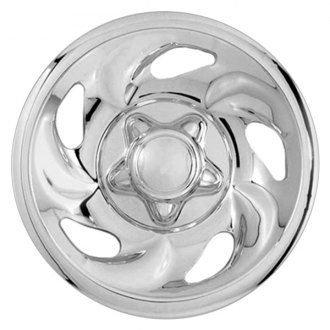 "RI® - 16"" 5 Directional Openings Chrome Wheel Skins"