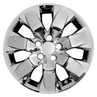 "RI® - 17"" 7 Spokes Chrome Wheel Skins"