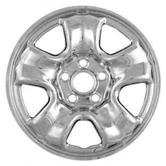 "RI® - 16"" 5-Spoke Chrome Wheel Skin"