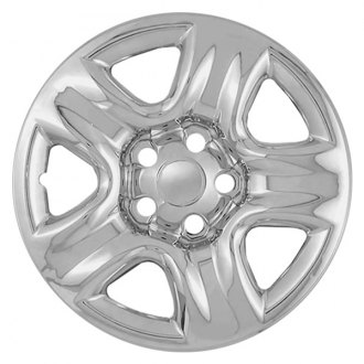 "RI® - 16"" 5 Spokes Chrome Wheel Skins"