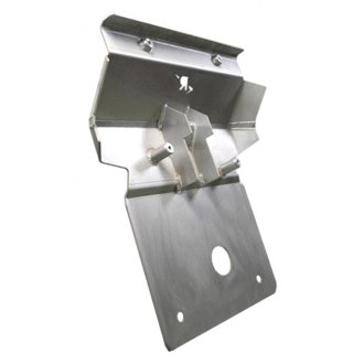 Ricochet Off-Road® - Heavy Duty Bash Plate and Engine Skid Plate Set