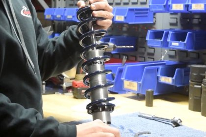RideTech® How to Assemble a Coilover (Full HD)