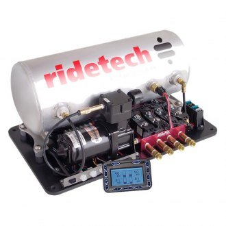RideTech® - AirPod™ Air Suspension Compressor System
