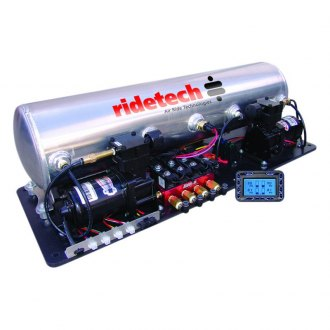 RideTech® - BigRed AirPod™ Air Suspension Compressor System