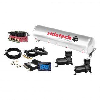 RideTech® - RidePro Digital BigRed™ Air Suspension Compressor System