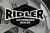Ridler Authorized Dealer