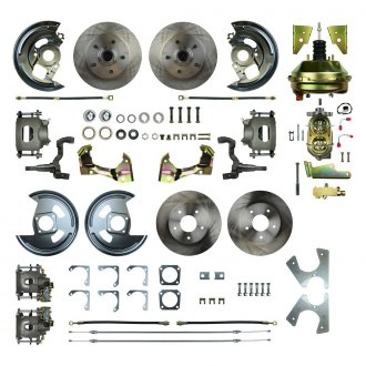 Right Stuff® - Drum-to-Disc Conversion Kit