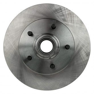 Right Stuff® - Front Plain Brake Rotor