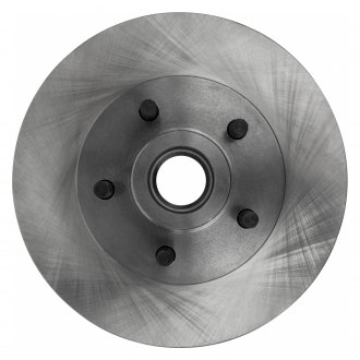 Right Stuff® - Vented 1-Piece Front Brake Rotor and Hub Assembly
