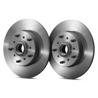 Right Stuff® - Plain Brake Rotor