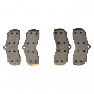 Right Stuff® - Front Brake Pads