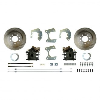 Right Stuff® - Drum-to-Disc Rear Brake Conversion Kit
