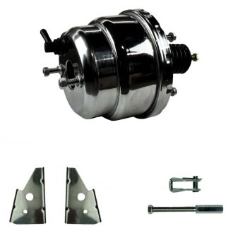 Right Stuff® - Chrome Power Brake Booster