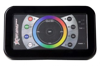 Rigid Industries® - Red, Green, Blue Dmx Controller