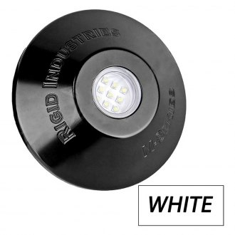 Rigid Industries® - Wake Flame Sl White Surface Mount Round