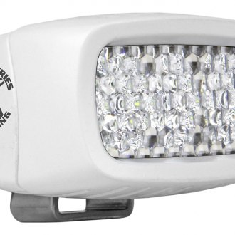Rigid Industries® - SR-M2 Series Marine High & Low Dual Function Surface Mount Diffused LED Light