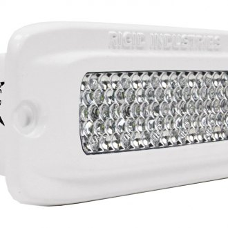 Rigid Industries® - SR-Q2 Series Marine High & Low Dual Function Flush Mount Diffused LED Light