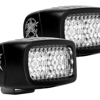 Rigid Industries® - SR-M Series Surface Mount Diffused Back Up LED Light Kit