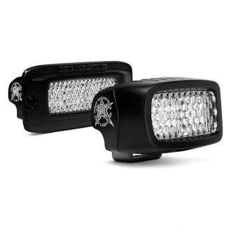 Rigid Industries® - SR-Q/M Series Diffused Back Up LED Light Kit