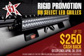 Rigid Industries Special Offers