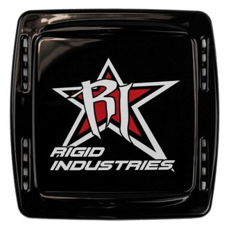 "Rigid Industries® - 6.75""x6.79"" Polycarbonate Light Cover for Q-Series"