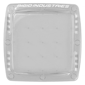 "Rigid Industries® - 6.75""x6.79"" Polycarbonate Lens for Q-Series"