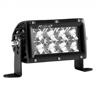 "Rigid Industries® - E-Series Pro Dual Row LED Light Bar (4"", 6"", 10"", 20"")"