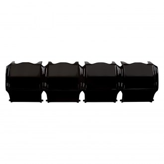 "Rigid Industries® - 10"" Black Polycarbonate Light Covers for Adapt™"