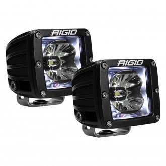 "Rigid Industries® - Radiance 3"" 2x15W Combo Spot/Flood Beam LED Pod Lights"