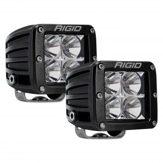 "Rigid Industries® - D-Series Pro 3"" LED Lights"