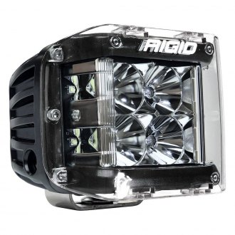 "Rigid Industries® - 3"" Square Polycarbonate Lens for D-SS Series"