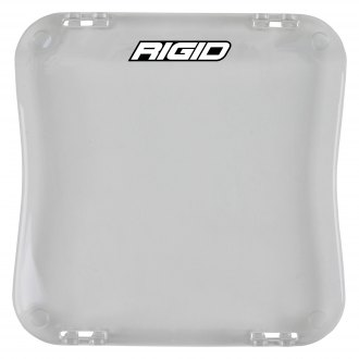 "Rigid Industries® - 4"" Square Polycarbonate Lens for D-XL Series"