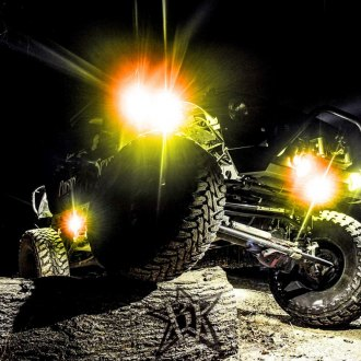 Rigid Industries® - A-Series LED Rock Light Kit