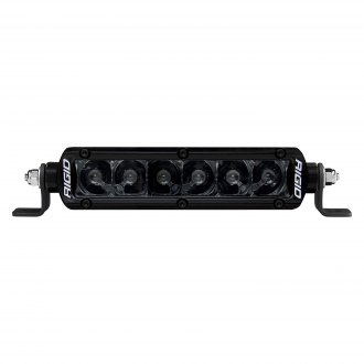 "Rigid Industries® - SR-Series Pro Midnight Edition LED Light Bar (6"", 10"", 20"")"
