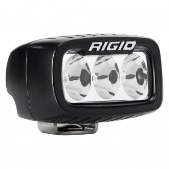 "Rigid Industries® - SR-M Series Pro Blacklight 3""x2"" Ultraviolet LED Light"