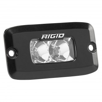 "Rigid Industries® - SR-M Series Pro Flush Mount 3""x2"" LED Light"
