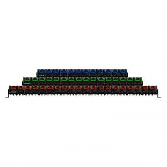 "Rigid Industries® - Adapt™ LED Light Bar with RGB-W Accent Lighting and Adaptive Control (30"", 40"", 50"")"