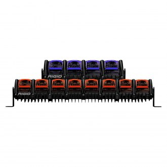 "Rigid Industries® - Adapt™ LED Light Bar with RGB-W Accent Lighting and Adaptive Control (10"", 20"")"