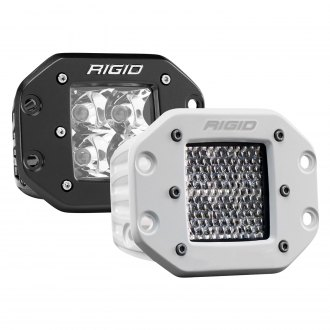 "Rigid Industries® - D-Series Pro Flush Mount 3"" LED Lights"