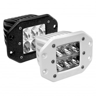 "Rigid Industries® - D2-Series Flush Mount 3"" 34.5W LED Lights"