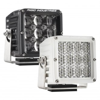 nissan x trail off road lights led hid fog driving light bars rigid industries® d2 xl series 4 triple row led lights