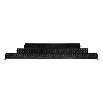"Rigid Industries® - E-Series Midnight Edition Dual Row Spot Beam LED Light Bar (30"", 40"", 50"")"