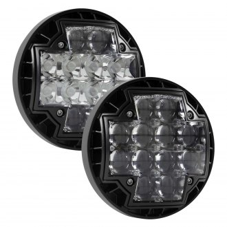 "Rigid Industries® - R2-46 Series Retrofit OE 5.65"" LED Light with Light Cover"