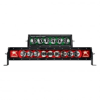 "Rigid Industries® - Radiance Combo Spot/Flood Beam LED Light Bar (10"", 20"")"