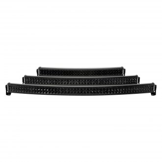 "Rigid Industries® - RDS-Series Pro Midnight Edition Dual Row Spot Beam LED Light Bar (30"", 40"", 50"", 54"")"